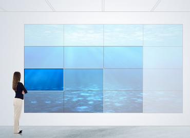 Các cấu hình thông dụng khi thiết kế màn hình ghép