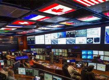 Hướng dẫn chọn công nghệ màn hình ghép cho phòng điều khiển