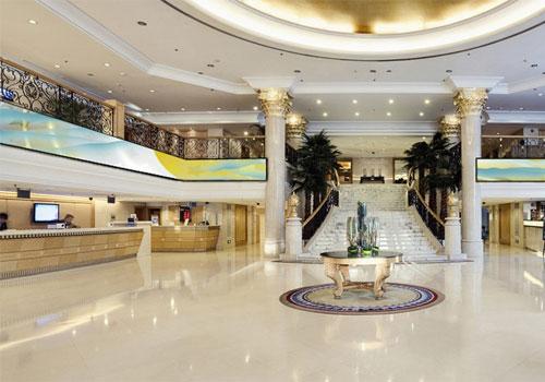 Màn hình ghép - Điểm nhấn thương hiệu cho nhà hàng khách sạn