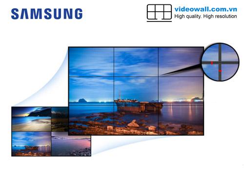Giới thiệu chung về màn hình ghép Samsung