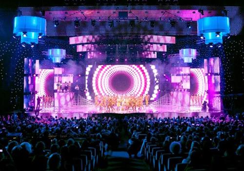 Màn hình led sân khấu là gì ?