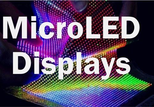 SamSung ứng dụng công nghệ microLED  vào màn hình ghép microLED